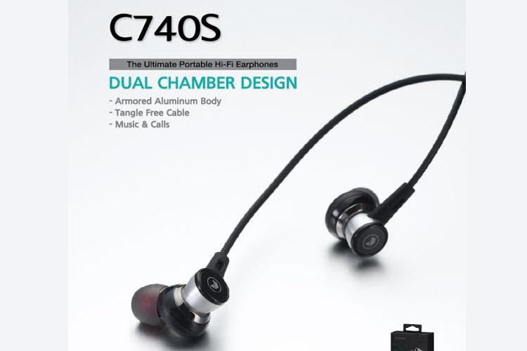 Cresyn C740s – Słuchawki HI-FI do Smartphona