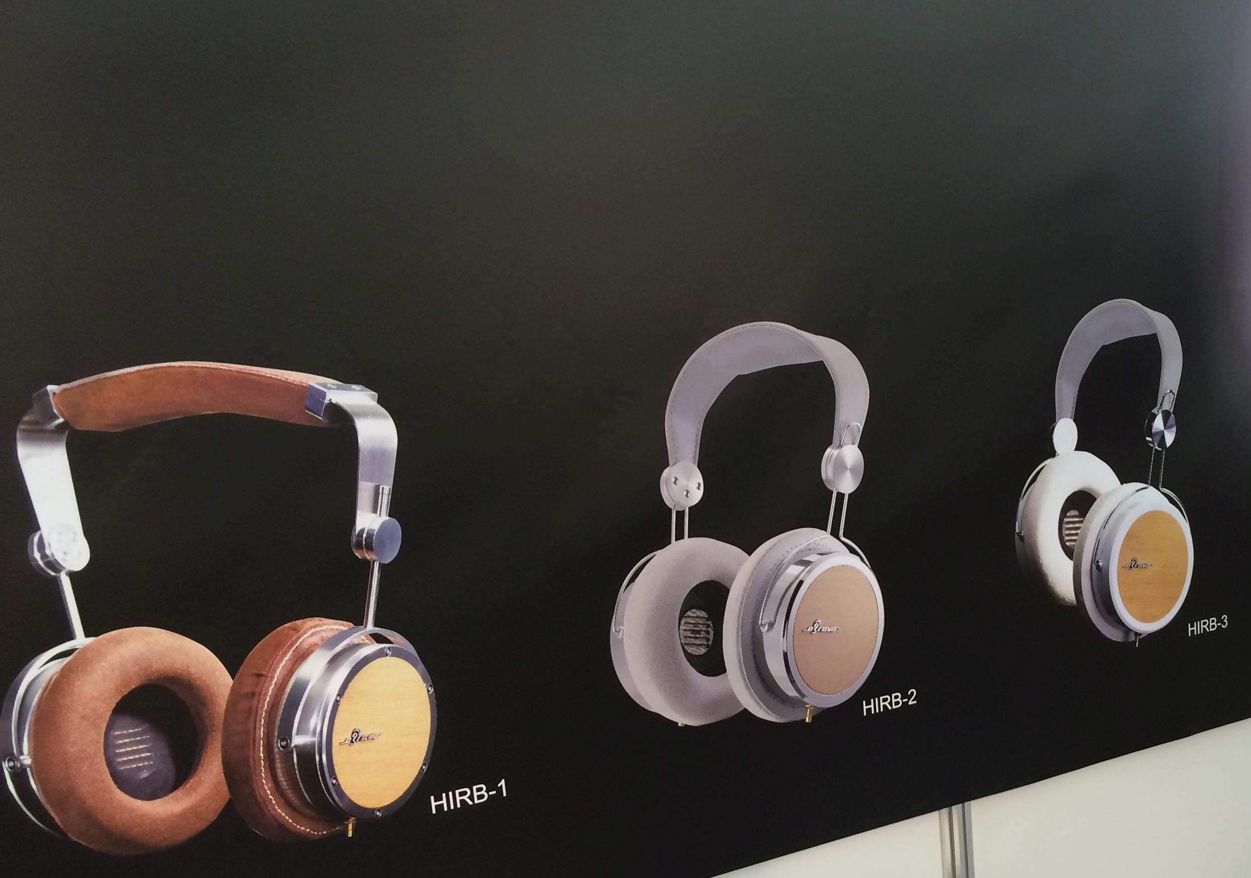 Obravo Audio – Premiera nowej serii słuchawek na targach High-End 2015 w Monachium