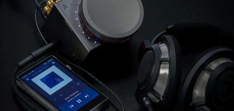 Astell&Kern ACRO L1000 – Biurkowy Sterowiec Audio