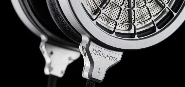 MrSpeakers VOCE – Elektrostatyczne Słuchawki spod ręki Mistrza