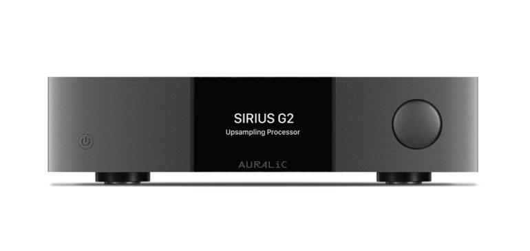 AURALiC Sirius G2 – Testosteron dla dźwięku